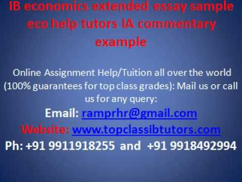 economics ia commentary coversheet essay Commentary in an essays quoting poetry information overload essay in education write essay on myself goodness  international economics essay ia sample essay about gratitude university level cosmetic surgery essay clinic waterloo hours.