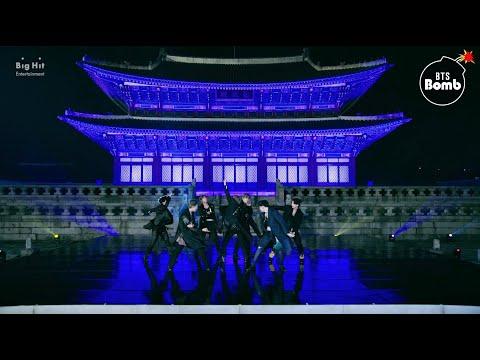 [BANGTAN BOMB] 'Dynamite' Stage CAM (BTS focus) @ Gyeongbokgung - BTS (방탄소년단)