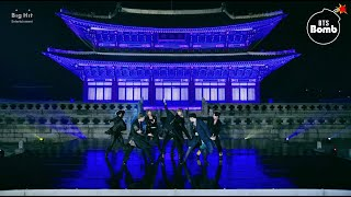 Download Lagu  Bangtan Bomb Dynamite Stage Cam Bts Focus Gyeongbokgung Bts  MP3