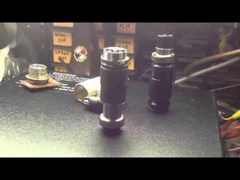 DIY mic adapter CB radio - YouTube