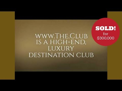 A Record-Breaking Aftermarket Domain Sale: The.club!