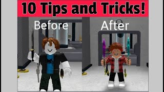 10 Tips and Tricks to Become a Pro in MM2!