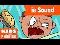 ie   Fun Phonics   How to Read   Made by Kids vs Phonics