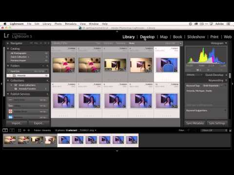 How To Get Started With Lightroom 5 - 10 Things Beginners Want To Know How To Do