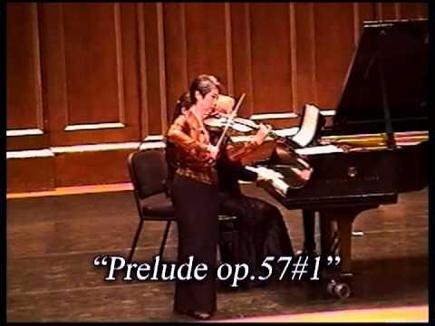 "Anatoli Lyadov: ""Song of Sorrow op.67"" and ""Prelude op.57, no. 1"""