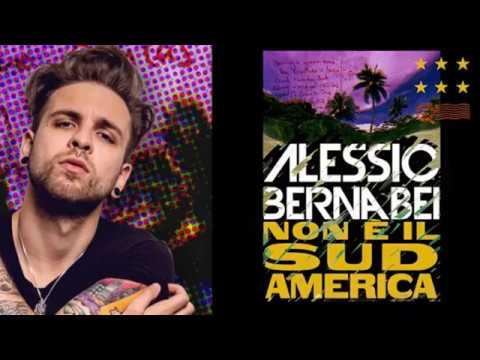 Alessio Bernabei - Non e' il Sudamerica (demo karaoke)