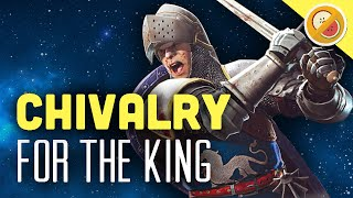 FOR THE KING!  - Chivalry Medieval Warfare Gameplay & Funny Moments #1