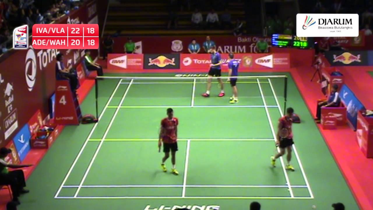 Ade Yusuf Wahyu Nayaka Arya Pankaryanira Indonesia VS Ivan
