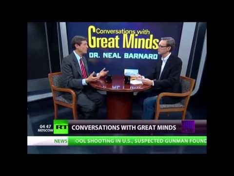 Full interviews with Dr. Neal Barnard--Can Healthy Diets Reverse Disease?