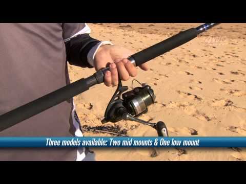 Gary Howard 4x4 Traveller Beach Rods
