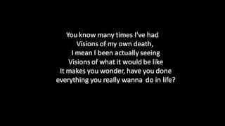 Twisted insane-Visions lyrics