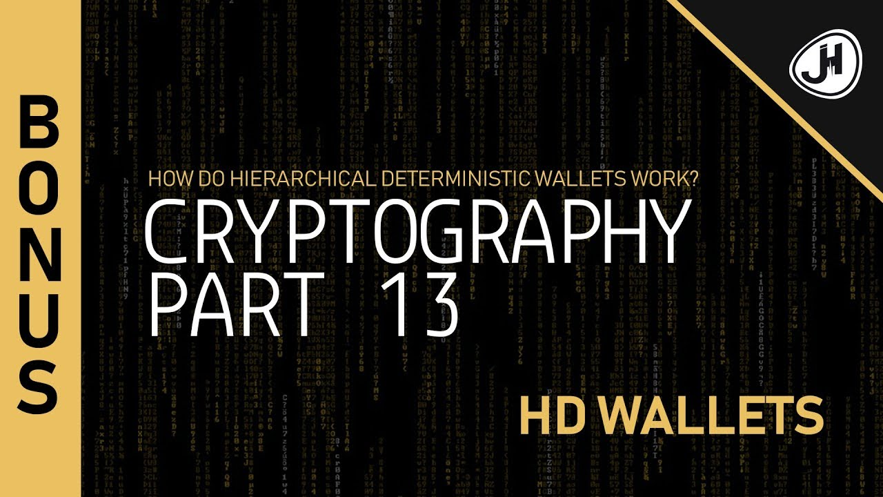 hierarchical deterministic wallets for cryptocurrancy