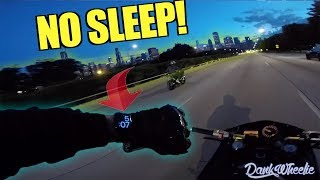 Riding All Night Til Sun Up! - Chicago Trip Part 2