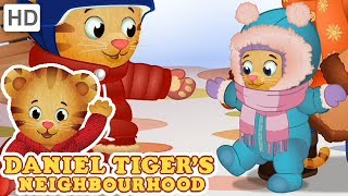 Daniel Tiger  Let it Snow, Let it Snow, Let it Snow!  Videos for Kids