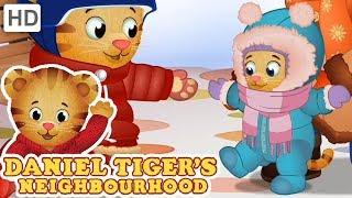 Daniel Tiger ☃️ Let it Snow, Let it Snow, Let it Snow! ❄️ Videos for Kids
