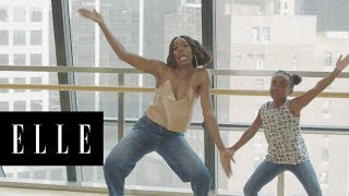 Insecure's Yvonne Orji Challenges Fifth Graders to a Dance-Off