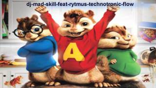 Alvin a Chipmunkové (dj-mad-skill-feat-rytmus-technotronic-flow)