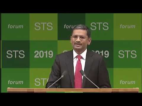 Address By Rajesh Gopinathan, CEO & MD, TCS At The 16th Annual STS Forum