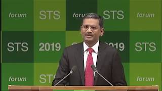 Gambar cover Address by Rajesh Gopinathan, CEO & MD, TCS At The 16th Annual STS Forum