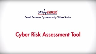 Cybersecurity Risk Assessment Tool