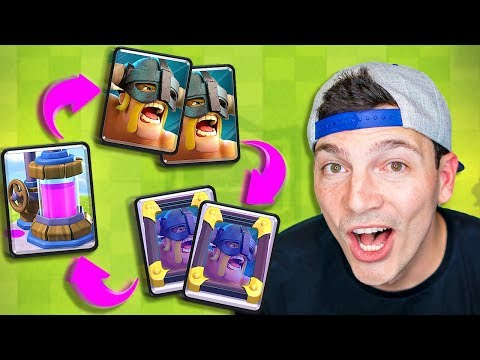 ELITE BARBS CYCLE... WILL IT WORK? (Clash Royale)