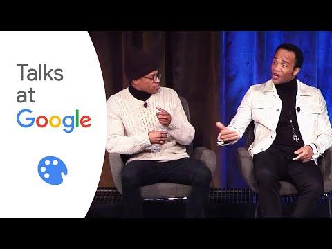 """Broadway's """"Ain't Too Proud""""   Talks at Google"""
