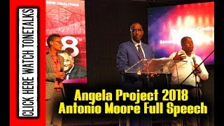 Black & White Wealth Explained - Angela Project 2018 Antonio Moore