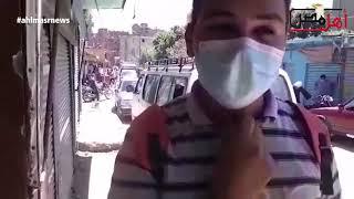 حالة من الرضا تسيطر على طلاب الثانوية العامة بسوهاج لسهولة امتحان الأحياء