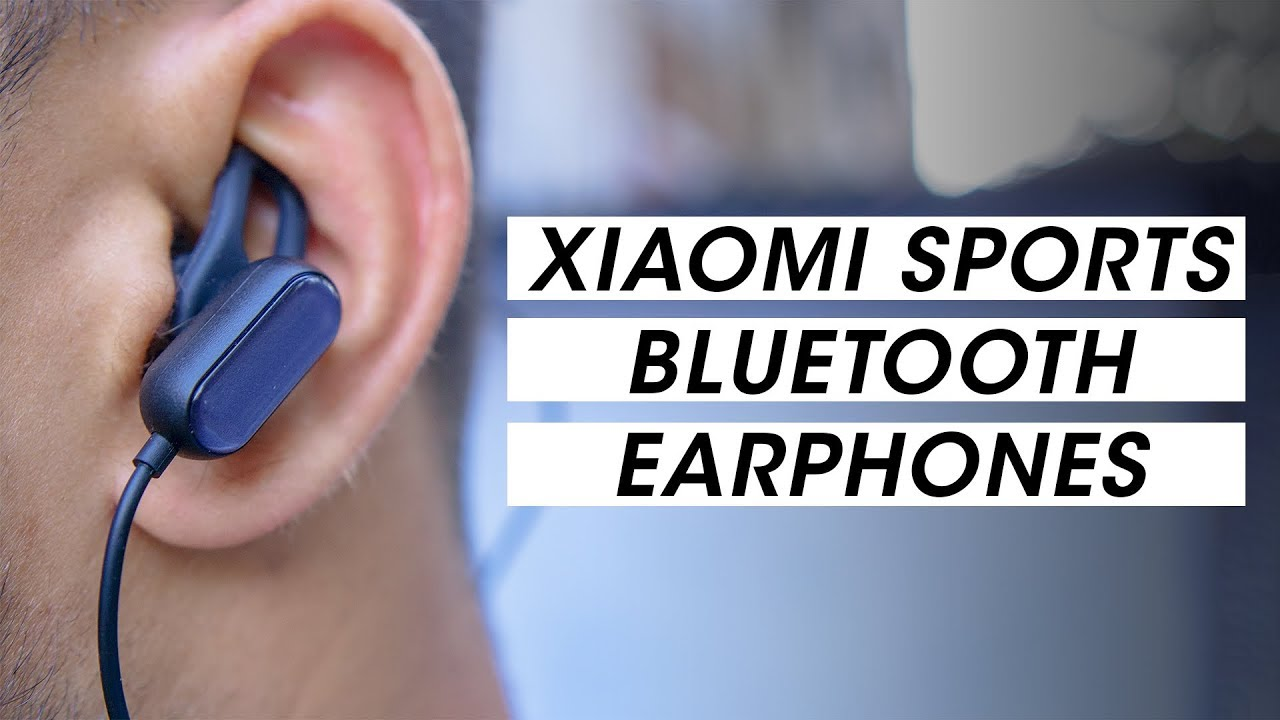 Mi Sports Bluetooth Earphones Basic Review And Unboxing Youtube