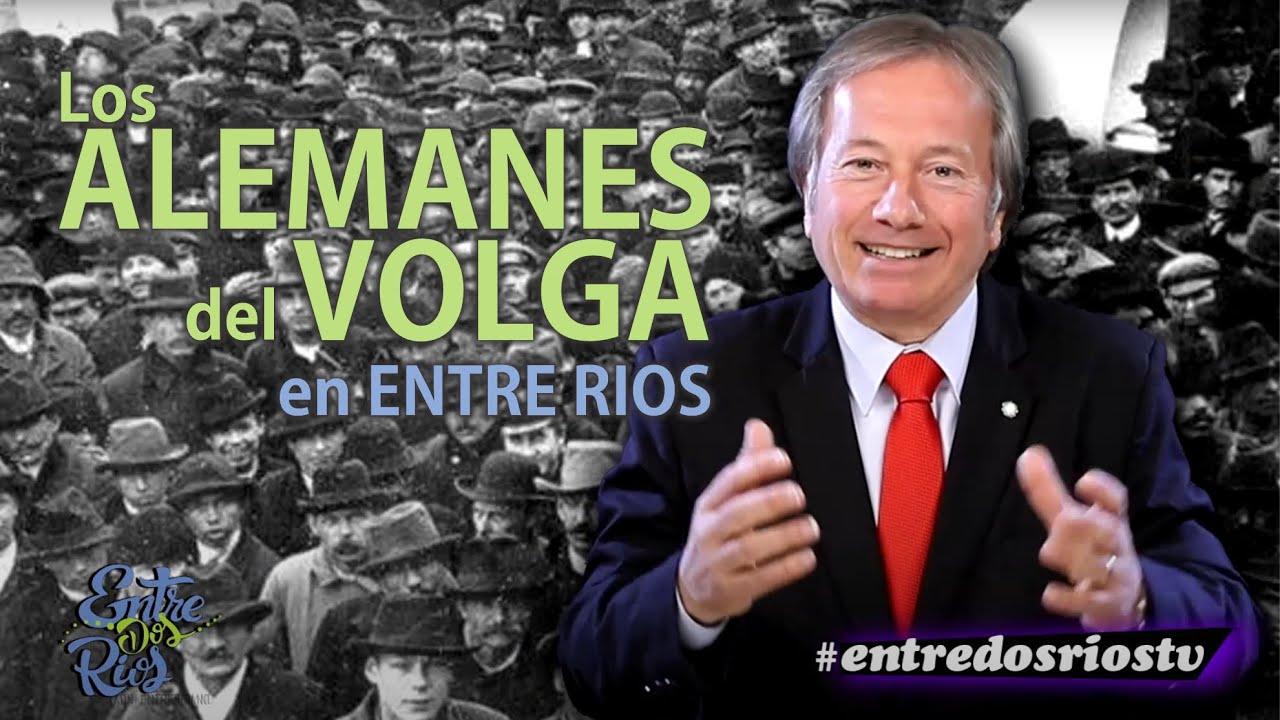 NUESTRO ADN, NUESTRA HISTORIA - LOS ALEMANES DEL VOLGA EN ENTRE RIOS