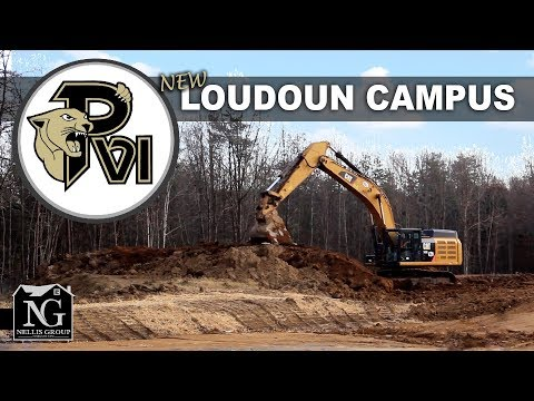 Paul VI High School New Loudoun Campus Tour