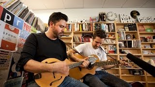 frank turner npr music tiny desk concert