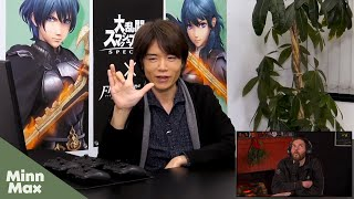 MinnMax's Live Reaction To Sakurai's Binary Counting Reveal