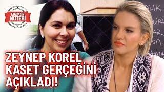 Zeynep Korel'den Bergüzar Korel'e: Korkmasın Bildiklerimi Anlatmayacağım!