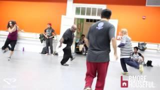 House Dance Workshop/ w Esperonto Bmore Houseful