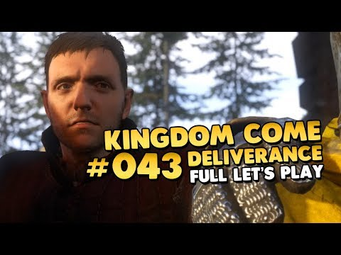 Kingdom Come Deliverance | In die Feuertaufe gestolpert 👑 #043 [Let's Play][PC][Deutsch]