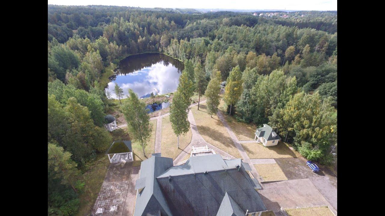 Особняк над озером в Токсово - идеально подойдёт для мероприятия. Свадьба / Корпоратив / Вечеринка