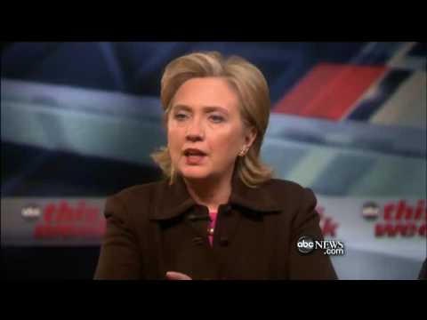 Clinton, Gates on Afghanistan Strategy