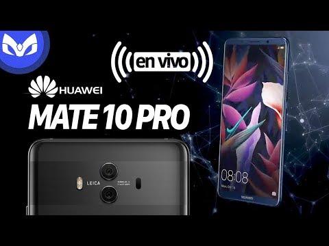 HUAWEI EVENT BURLA A APPLE Y SAMSUNG RETRANSMITIDO ESPAÑOL #HuaweiMate10