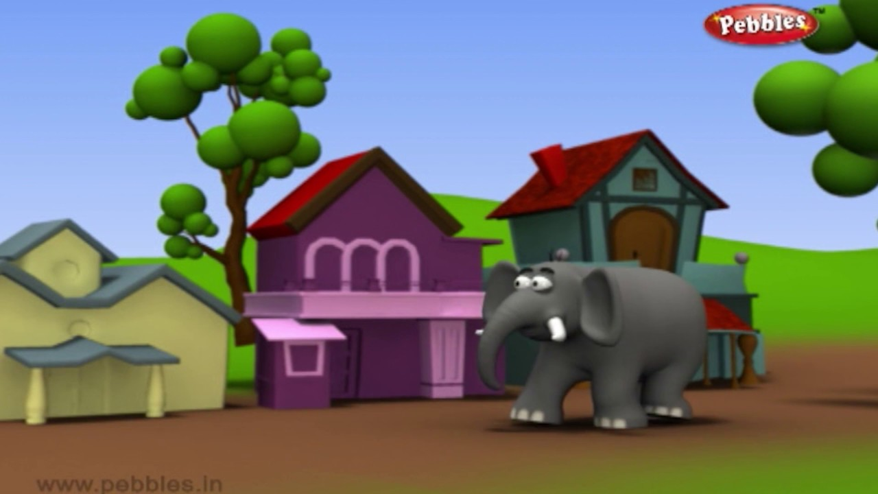 a94498ee7 Elly The Elephant
