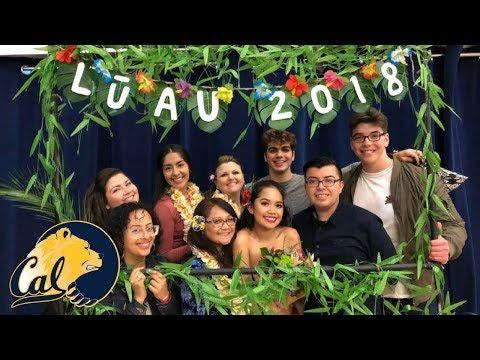 CAL HAWAII CLUB LUAU 2018!!! | VLOG
