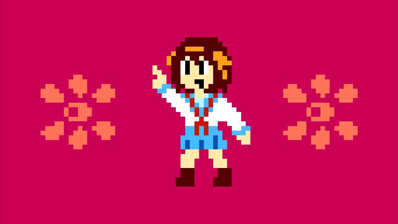 Suzumiya Haruhi OST - Kouchou Kouchou (FamiTracker Konami VRC6) - Kyoto  Animation Tribute