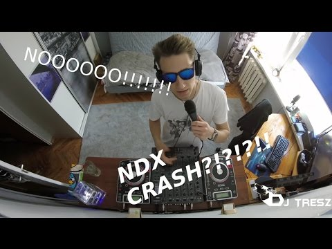 Dj Tresz - Short Video Mix - NDX 200 FAIL?!?!?!