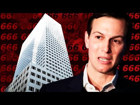 The CURSE OF 666 FIFTH AVE:  Motivation Trump Syria Attack?