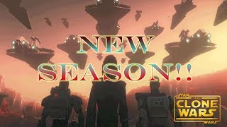 Clone Wars Saved! Clone Wars Coming Back for Another Season!