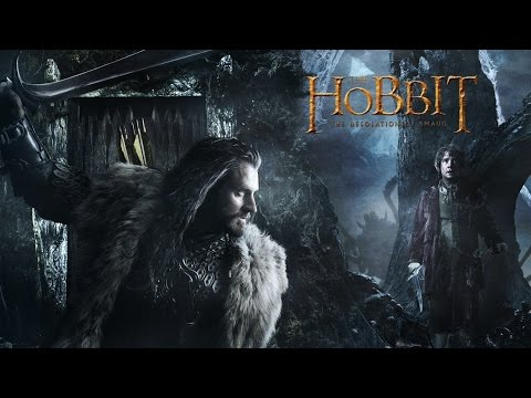 The Hobbit Song of the lonely mountain
