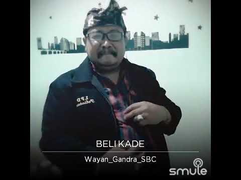 Dek ulik...Bli Kade..cover by Wyn Gandra
