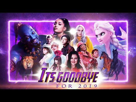 2019 MEGAMIX (It's Goodbye For 2019) | Mashup Of 159 Songs // By JOSEPH JAMES