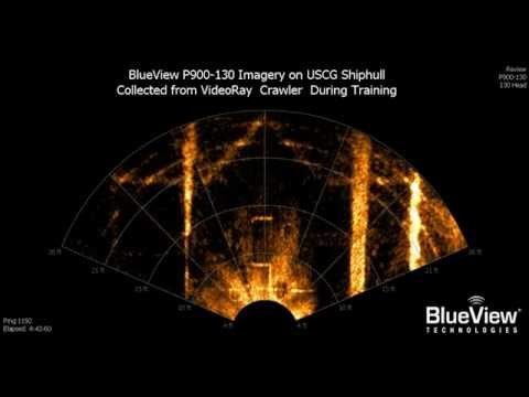 Videoray Pro 4 Rov With Blueview P900 130 Imaging Sonar