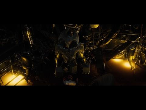Batman v Superman Dawn of Justice - Steppenwolf (2016)